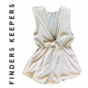 REVOLVE Finders Keepers Sleeveless romper Size L